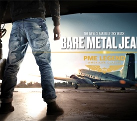 PME Bare Metal New Washing